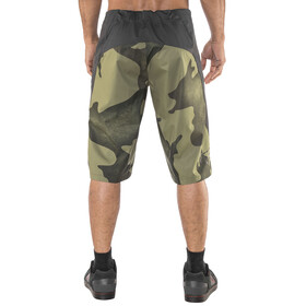 Fox Attack Water Shorts Men Fatigue Camo